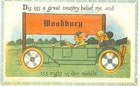 Woodbury and a Car