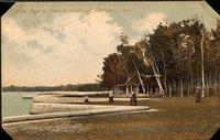 Lake Front at Lake Quassapaug