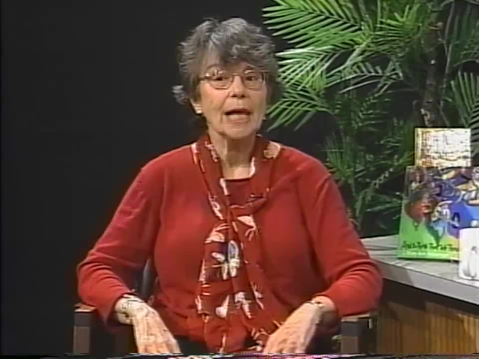 Mary Ann Hoberman: Children's Book Poet and Author