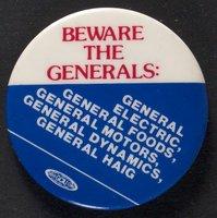 Beware the Generals button