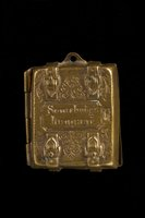 Physical object: Fairy Wedding souvenir locket