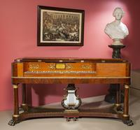 Instrument: Square Piano made by William Geib