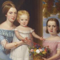 Paintings - The Barnum Museum