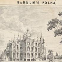 Sheet Music - P.T. Barnum Digital Collection